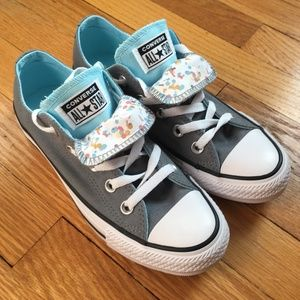 Converse Birthday Confetti Double Tongue Sneakers